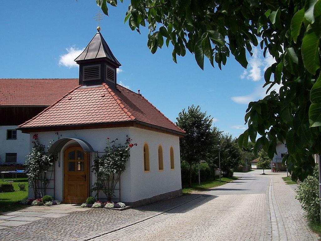 Kapelle in Schiefweg