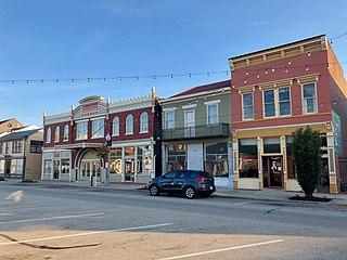 Lawrenceburg, Indiana City in Indiana, United States