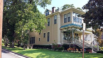 National Register of Historic Places listings in Garland County, Arkansas - Image: Walter Beauchamp House 002