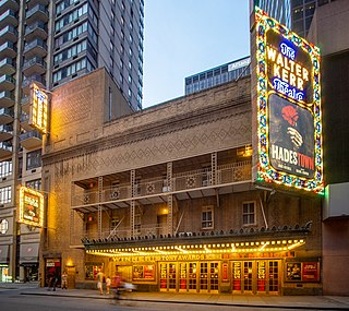 Walter Kerr Theatre Broadway theater and former movie theater in Midtown Manhattan, New York City, United States