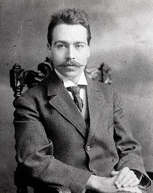 Walter Pach - Pach circa 1909