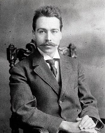 Walter Pach, circa 1909