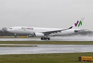 Wamos Air - Wamos Air A330-200