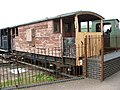 Wansford station - brake van LMS CCT 37066 - geograph.org.uk - 1560827.jpg