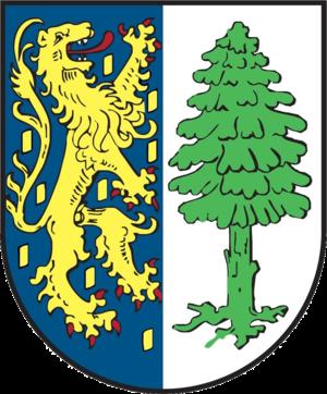 Dannenfels - Image: Wappen Dannenfels
