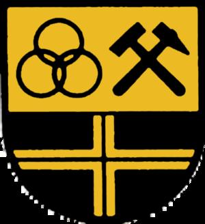 Neuhof, Hesse - Image: Wappen Neuhof (bei Fulda)