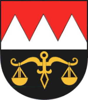 Franconian Rake - Image: Wappen Veilsdorf