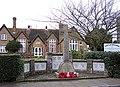 War memorial, Hartlip - geograph.org.uk - 662880.jpg