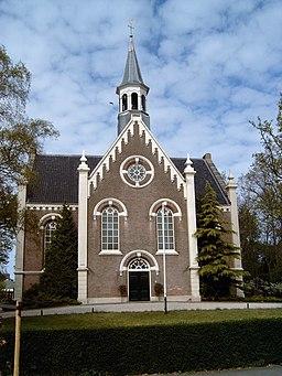 Warmond, kerk2 2007-04-18 12.19