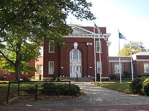 Warren County, North Carolina - Image: Warrenton, North Carolina (6281513093)