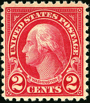 US Regular Issues of 1922–31 - George Washington
