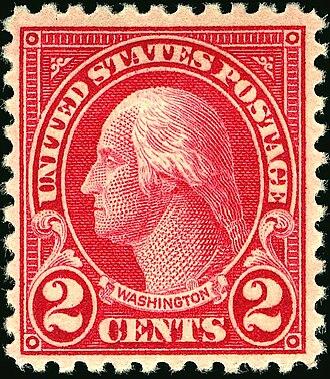 US Regular Issues of 1922–31 - George Washington