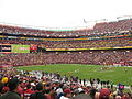 Washington Redskins Vs Atlanta Falcons 07.10.2012 FedEx 023.JPG