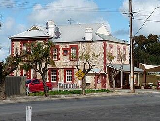 Wasleys, South Australia - Wasleys Hotel in 2010
