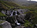 Waterfall, Afon Goch - geograph.org.uk - 2064799.jpg