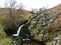 Waterfall, North Grain. - geograph.org.uk - 324377.jpg