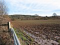 Waterlogged farmland by the Ledbury bypass - geograph.org.uk - 657152.jpg