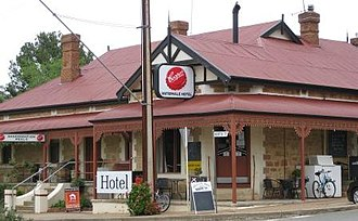 Watervale, South Australia - The Watervale Hotel, Watervale