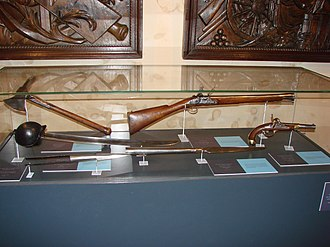 Musée national de la Marine - Image: Weapons (Musée national de la Marine)