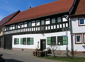 Bach family - Family house, Wechmar