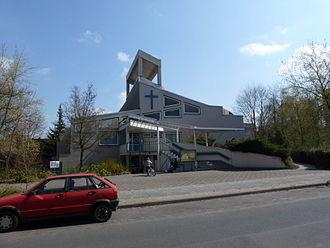 Capernaum Church - Schillerhöhe parish hall of the congregation