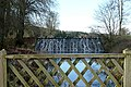 Weir at Latimer Park Farm - geograph.org.uk - 1150458.jpg