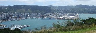 Wellington Harbour - Lambton Harbour 2007