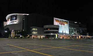 Wells Fargo Center (Philadelphia) Multi-purpose indoor arena located in Philadelphia, Pennsylvania, United States