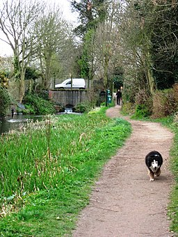 Wendover Arm, The Start of the Grand Union Canal Walk - geograph.org.uk - 1235566