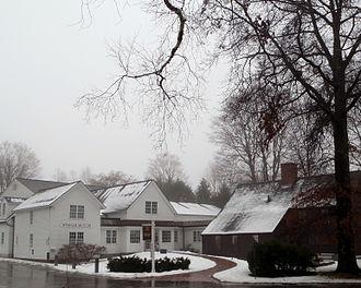Wenham, Massachusetts - Wenham Museum and Claflin-Richards House