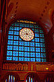 West facade window - Basilica of Aparecida - Aparecida 2014.jpg