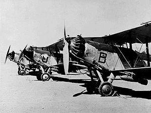 6 Squadron SAAF - Image: Westland Wapiti 2 Ex CC