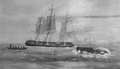 WhalingVoyage ca1848 byRussell and Purrington EssexDetail NewBedfordWhalingMuseum1.png