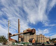 White Bay Power Station, New South Wales.