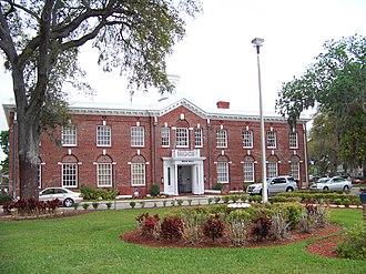 White Hall (Daytona Beach, Florida) - Image: White hall