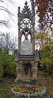 Wiener Zentralfriedhof - Gruppe 14A - Eduard Uhl.jpg