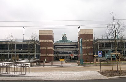 Comment aller à Wijnegem Shopping Center en transport en commun - A propos de cet endroit