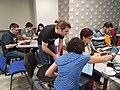 Wikidata workshop in Yerevan, GLAM forum (19).jpg