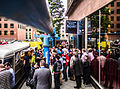 Wikimedia Conference 2015 - May 16 - Party at HomeBase Lounge - 23.jpg