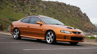 Holden Monaro Motor vehicle