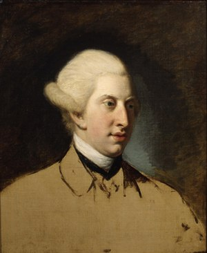 Prince William Henry, Duke of Gloucester and Edinburgh - Portrait by Johan Zoffany, c. 1780