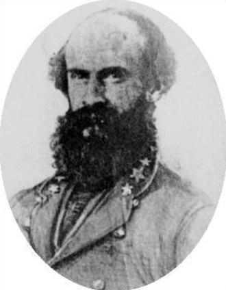 "Fight at Monterey Pass - Brig. Gen. William E. ""Grumble"" Jones"