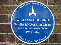 William Golding medal.jpg