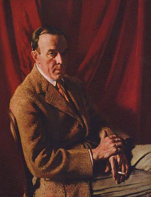 Stephen Carlton Clark - Image: William Orpen Stephen Carlton Clark