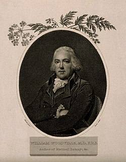 William Woodville. Stipple engraving by W. Bond, 1806, after Wellcome V0006371.jpg