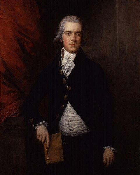 Plik:William Wyndham Grenville, 1st Baron Grenville by Gainsborough Dupont.jpg