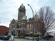 Williamsport City Hall Apr 11