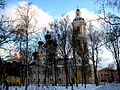 Winter in St. Petersburg. The Church of the Annunciation..JPG