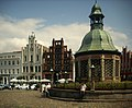 Wismar Wasserkunst am Marktplatz.jpg