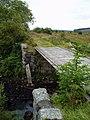 Wooden bridge over the Grobdale Lane - geograph.org.uk - 550903.jpg